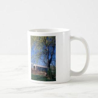 Upper Covered Bridge Sheffield Massachusetts Coffee Mug