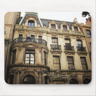 Upper East Side Building, New York City. Mouse Pad