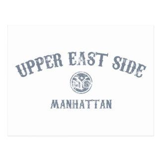 Upper East Side Postcards