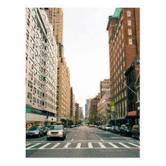 Upper East Side Postcard