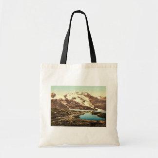 Upper Engadine, Bernina Hospice and Cambrena Glaci Bags
