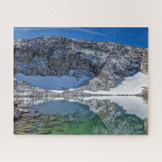 Upper Gem Lakes, Little Lakes Valley Jigsaw Puzzle