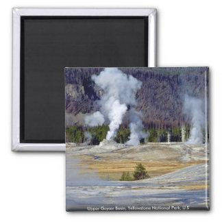 Upper Geyser Basin, Yellowstone National Park, U.S Magnet