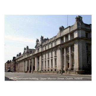 Upper Merrion Street, Dublin Ireland Postcards