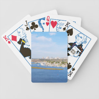 Upper Newport Bay - Back Bay Bicycle Playing Cards