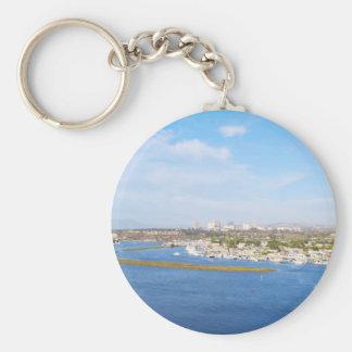 Upper Newport Bay - Back Bay Key Ring