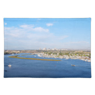 Upper Newport Bay - Back Bay Placemat