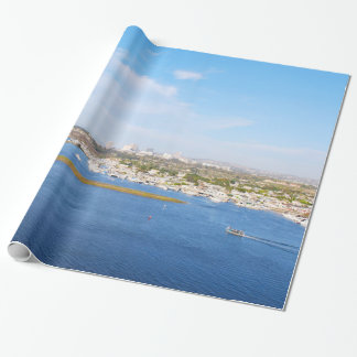 Upper Newport Bay - Back Bay Wrapping Paper