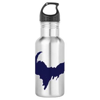 Upper Peninsula (Blue logo) Water Bottle 532 Ml Water Bottle