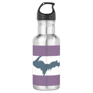 Upper Peninsula Michigan Water Bottle