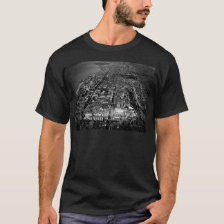 Upper West Side New York City Aerial View 1928 T-Shirt