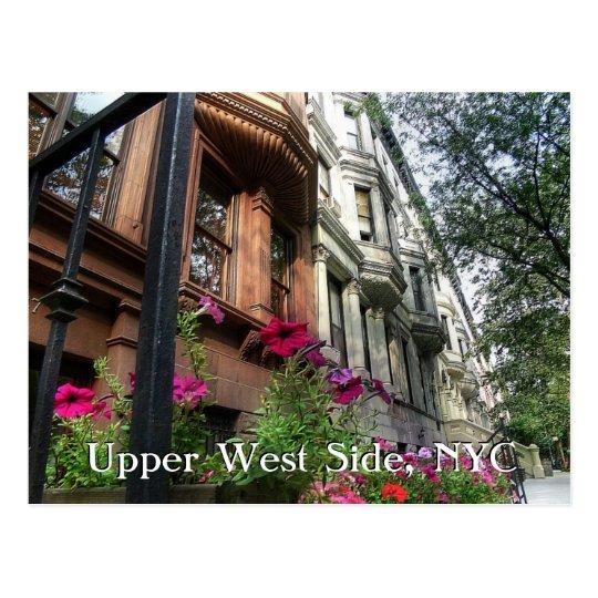 Upper West Side Postcard