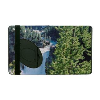 Upper Yellowstone Falls iPad Cases