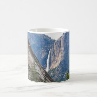 Upper Yosemite Falls and Glacier Point 11 oz Coffee Mug