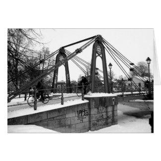Uppsala Bridge Card