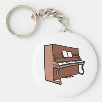 UPRIGHT PIANO KEY RING