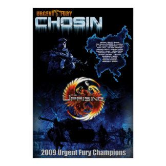 Uprising Chosin Poster