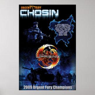 Uprising Chosin Poster