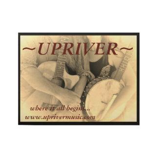Upriver Poster
