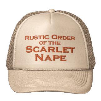 Upscale Redneck Cap