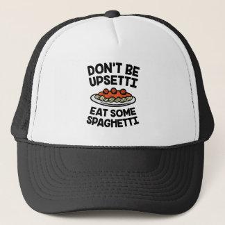 Upsetti Spaghetti Trucker Hat