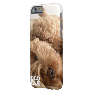 Upside down goldendoodle clubdoodle iPhone 6 case! Barely There iPhone 6 Case