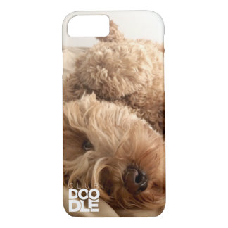 Upside down goldendoodle clubdoodle iPhone 7 case! iPhone 7 Case