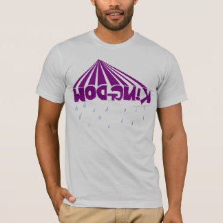 upside down kingdom T-Shirt