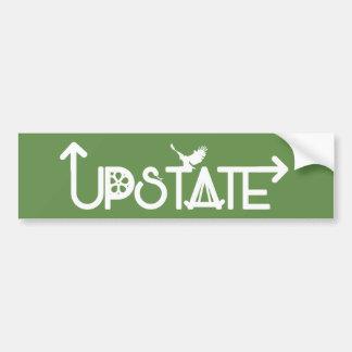 Upstate Bumper Sticker
