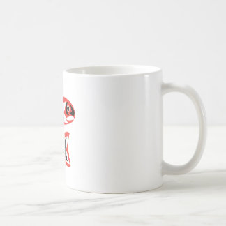 Upstream Swim Coffee Mug