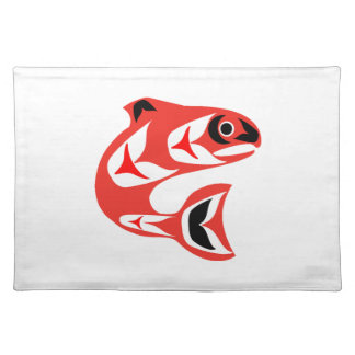 Upstream Swim Placemat