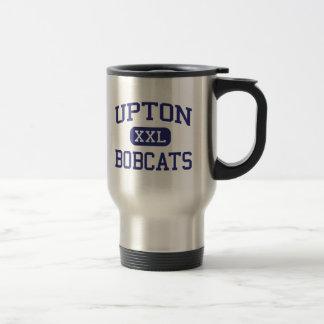 Upton - Bobcats - Senior - Upton Wyoming Travel Mug