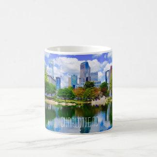 uptown charlotte mug