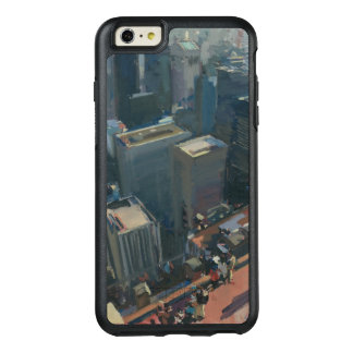 Uptown looking down 2012 OtterBox iPhone 6/6s plus case