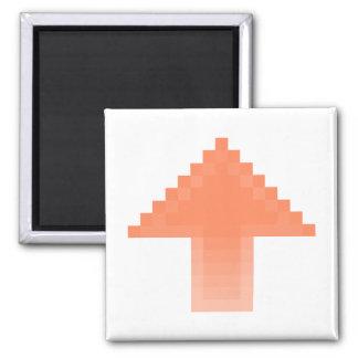 Upvote Square Magnet