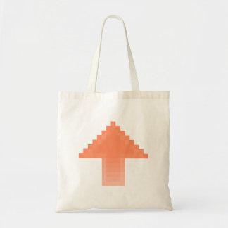 Upvote Budget Tote Bag