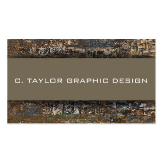 """""""Urban Abstracts"""" 1 Business Card Templates"""
