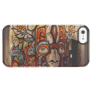 Urban Art | Flash Photography Clear iPhone SE/5/5s Case