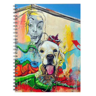 Urban Art Notebook