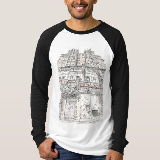 Urban Artist. Hong Kong T-Shirt