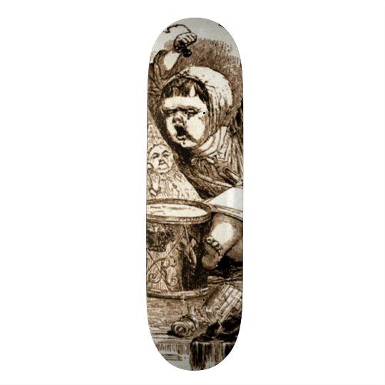Urban Bad Boy Custom Pro Banger Board Skateboard