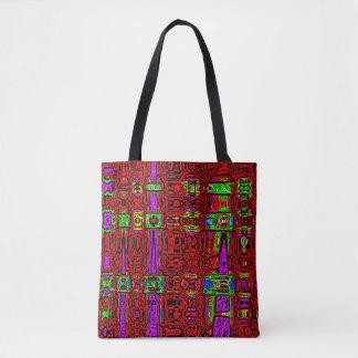 Urban Beat Tote Bag