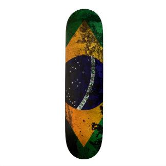 Urban Brazil Grunge Custom Pro Park Board Custom Skate Board