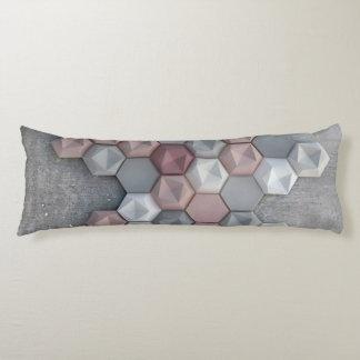 "Urban Brushed Polyester Body Pillow ( 20"" x 54"")"