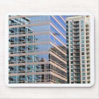 Urban Buildings Design Mousepad