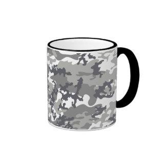Urban Camo Glass Mug