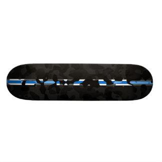 Urban Camo Stripe 1 Skate Boards
