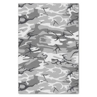 Urban Camo Tissue Paper