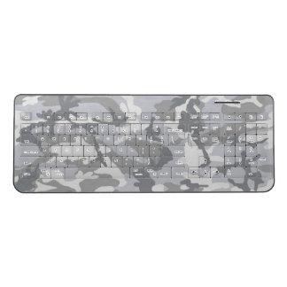 Urban Camo Wireless Keyboard