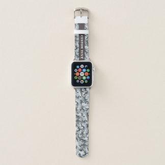 Urban Camouflage Apple Watch Band
